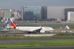 funi9280さんが、羽田空港で撮影したフィリピン航空 A330-343Xの航空フォト(飛行機 写真・画像)