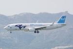 HEATHROWさんが、香港国際空港で撮影したパラオ・パシフィック・エアウェイズ 737-8BKの航空フォト(写真)