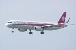 HEATHROWさんが、香港国際空港で撮影した四川航空 A321-231の航空フォト(写真)