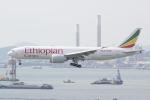 HEATHROWさんが、香港国際空港で撮影したエチオピア航空 777-F6Nの航空フォト(写真)