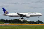 Cozy Gotoさんが、成田国際空港で撮影したユナイテッド航空 777-222/ERの航空フォト(写真)