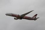 さんみさんが、ロンドン・ヒースロー空港で撮影したカンタス航空 787-9の航空フォト(写真)