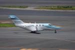 神宮寺ももさんが、成田国際空港で撮影したホンダ・エアクラフト・カンパニー HA-420の航空フォト(写真)
