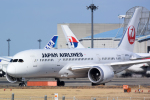 panchiさんが、成田国際空港で撮影した日本航空 787-8 Dreamlinerの航空フォト(写真)