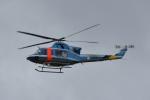 ワイエスさんが、帯広空港で撮影した北海道警察 412EPの航空フォト(飛行機 写真・画像)