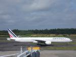 ユターさんが、成田国際空港で撮影したエールフランス航空 777-328/ERの航空フォト(写真)