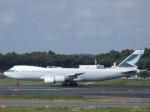 ユターさんが、成田国際空港で撮影したキャセイパシフィック航空 747-867F/SCDの航空フォト(写真)
