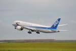 ケツメイシ宮崎~KMIさんが、宮崎空港で撮影した全日空 787-9の航空フォト(写真)