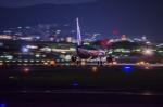 nueさんが、伊丹空港で撮影した全日空 737-881の航空フォト(写真)