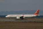 hachiさんが、関西国際空港で撮影したトランスアジア航空 A321-131の航空フォト(写真)