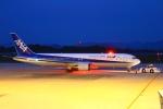 Kuuさんが、広島空港で撮影した全日空 767-381の航空フォト(飛行機 写真・画像)
