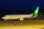 Kuuさんが、広島空港で撮影した春秋航空日本 737-8ALの航空フォト(飛行機 写真・画像)