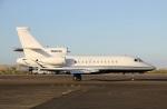 スポット110さんが、羽田空港で撮影したプライベートエア Falcon 900EXの航空フォト(写真)