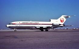 ハミングバードさんが、名古屋飛行場で撮影した日本航空 727-46の航空フォト(飛行機 写真・画像)