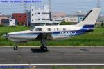 Chofu Spotter Ariaさんが、八尾空港で撮影した日本個人所有 PA-46-310P Malibuの航空フォト(飛行機 写真・画像)
