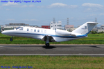 Chofu Spotter Ariaさんが、八尾空港で撮影したアルペン 525A Citation CJ2の航空フォト(飛行機 写真・画像)