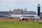 多楽さんが、成田国際空港で撮影したフィンエアー A350-941XWBの航空フォト(写真)
