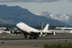 hachiさんが、テッドスティーブンズ・アンカレッジ国際空港で撮影したカリッタ エア 747-212B(SF)の航空フォト(写真)