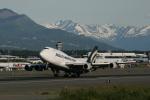 hachiさんが、テッドスティーブンズ・アンカレッジ国際空港で撮影したサザン・エア 747-3B5(SF)の航空フォト(写真)
