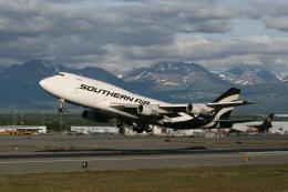 テッドスティーブンズ・アンカレッジ国際空港 - Ted Stevens Anchorage International Airport [ANC/PANC]で撮影されたテッドスティーブンズ・アンカレッジ国際空港 - Ted Stevens Anchorage International Airport [ANC/PANC]の航空機写真