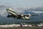 hachiさんが、テッドスティーブンズ・アンカレッジ国際空港で撮影したエバーグリーン航空 747-412F/SCDの航空フォト(写真)