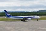 ワイエスさんが、釧路空港で撮影した全日空 767-381の航空フォト(飛行機 写真・画像)