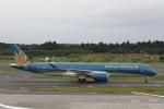 とらとらさんが、成田国際空港で撮影したベトナム航空 A350-941XWBの航空フォト(飛行機 写真・画像)