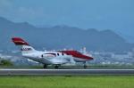 yamatoさんが、静岡空港で撮影したホンダ・エアクラフト・カンパニー HA-420 HondaJetの航空フォト(写真)