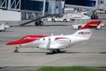 KazuTetuさんが、静岡空港で撮影したホンダ・エアクラフト・カンパニーの航空フォト(写真)