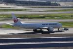 わいどあさんが、羽田空港で撮影した日本航空 777-289の航空フォト(写真)