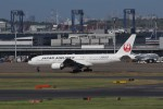 わいどあさんが、羽田空港で撮影した日本航空 777-246の航空フォト(写真)
