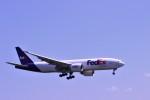わいどあさんが、成田国際空港で撮影したフェデックス・エクスプレス 777-FHTの航空フォト(写真)