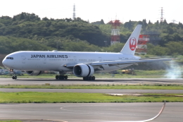 Delta Gensouさんが、成田国際空港で撮影した日本航空 777-346/ERの航空フォト(飛行機 写真・画像)