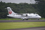 kumagorouさんが、種子島空港で撮影した日本エアコミューター ATR-42-600の航空フォト(飛行機 写真・画像)