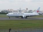 からすさんが、伊丹空港で撮影した日本航空 767-346/ERの航空フォト(写真)