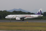 anagumaさんが、広島空港で撮影した香港エクスプレス A320-232の航空フォト(写真)