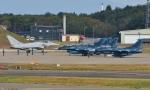 青い翼に鎧武者マークの!さんが、三沢飛行場で撮影したイギリス空軍 EF-2000 Typhoon FGR4の航空フォト(写真)