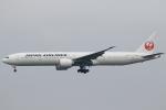 ★azusa★さんが、成田国際空港で撮影した日本航空 777-346/ERの航空フォト(写真)