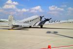 szkkjさんが、ミュンヘン・フランツヨーゼフシュトラウス空港で撮影したルフトハンザドイツ航空 Ju 52の航空フォト(写真)