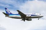 Shotaroさんが、福岡空港で撮影したANAウイングス 737-54Kの航空フォト(写真)
