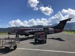 maixxさんが、ポカラ空港で撮影したSimrik Airlines 1900C-1の航空フォト(飛行機 写真・画像)