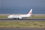 航空研究家さんが、中部国際空港で撮影した日本航空 737-846の航空フォト(写真)