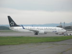 taka100さんが、女満別空港で撮影した全日空 737-881の航空フォト(写真)