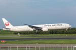 Y-Kenzoさんが、成田国際空港で撮影した日本航空 777-346/ERの航空フォト(写真)