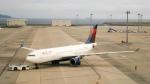 さんぜんさんが、中部国際空港で撮影したデルタ航空 A330-223の航空フォト(飛行機 写真・画像)