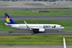 Dojalanaさんが、羽田空港で撮影したスカイマーク 737-81Dの航空フォト(写真)