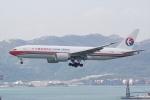 HEATHROWさんが、香港国際空港で撮影した中国貨運航空 777-F6Nの航空フォト(写真)
