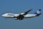 よしぱるさんが、成田国際空港で撮影したポーラーエアカーゴ 747-46NF/SCDの航空フォト(写真)