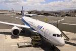 double_licenseさんが、ダニエル・K・イノウエ国際空港で撮影した全日空 787-9の航空フォト(写真)