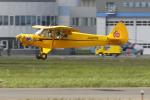 nob24kenさんが、札幌飛行場で撮影した日本法人所有 PA-18-150 Super Cubの航空フォト(写真)